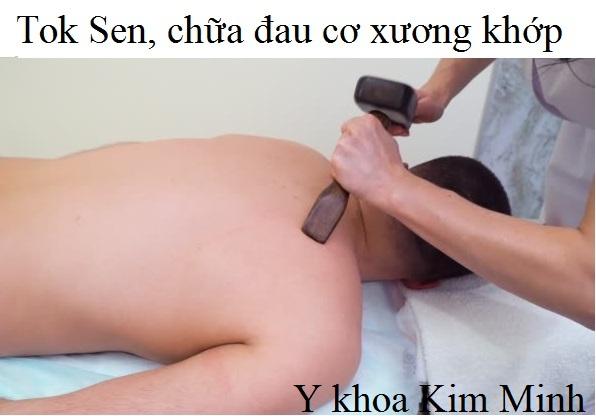 Tok Sen, liệu pháp chữa bệnh bằng bộ gõ của Thái Lan