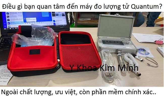 Bán máy kiểm tra sức khỏe Quantum tại Tp.HCM