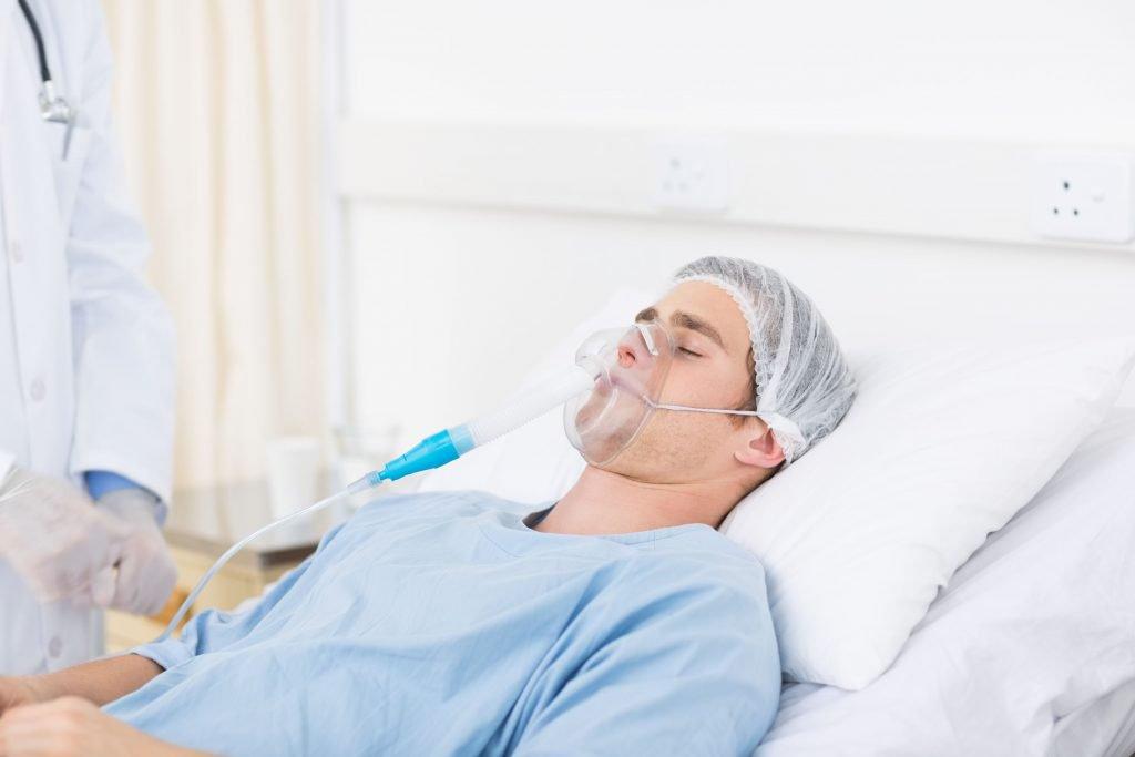 Liệu pháp điều trị oxy cho người bệnh