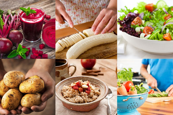 10 thực phẩm tốt cho người cao huyết áp