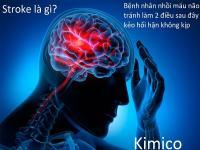 Bệnh nhân nhồi máu não nên tránh 2 điều sau đây hối hận không kịp