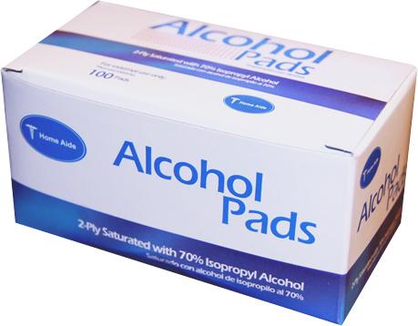ALCOHOLPADS TIỆT TRÙNG 100 MIẾNG