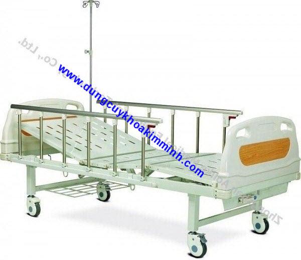 Giường bệnh nhân 1 tay quay ALK06-A132B