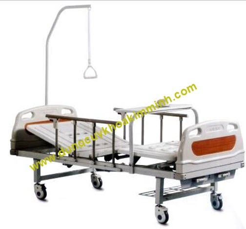 Giường bệnh nhân 2 tay quay ALK06-233P