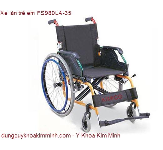 XE LĂN  Y TẾ CHO TRẺ EM fs980LA-35