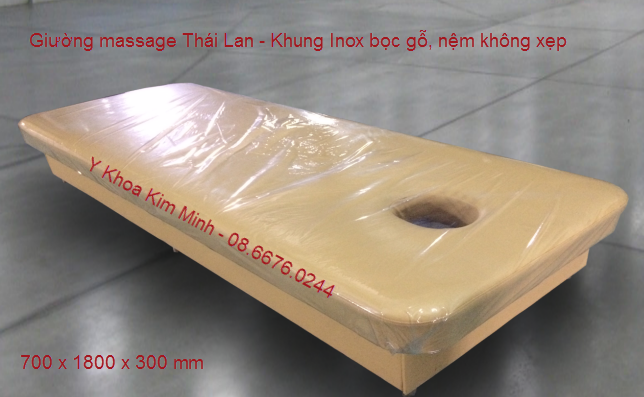 Giường massage Body Thái Lan