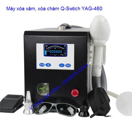 Máy xóa xăm Tattoo Laser YAG-450