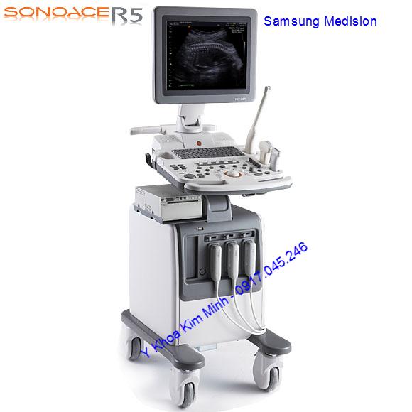 Máy siêu âm màu Medison R5 Sonoace