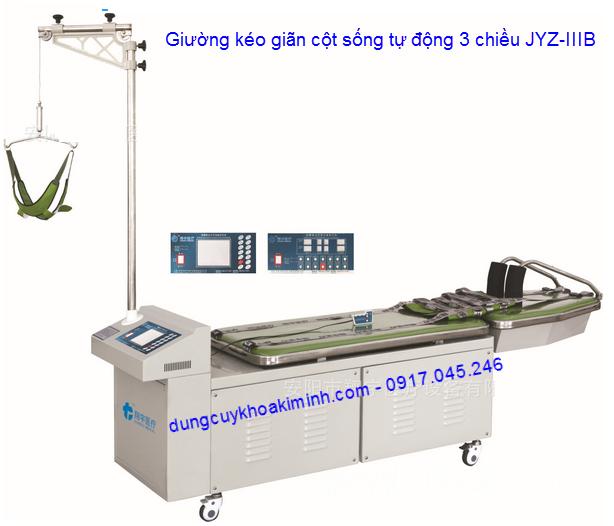 Máy kéo giãn cột sống tự động JYZ-IIIB
