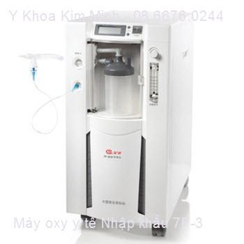 Máy oxy y tế cho người bệnh 3 Lít 7F-3 Yuyue