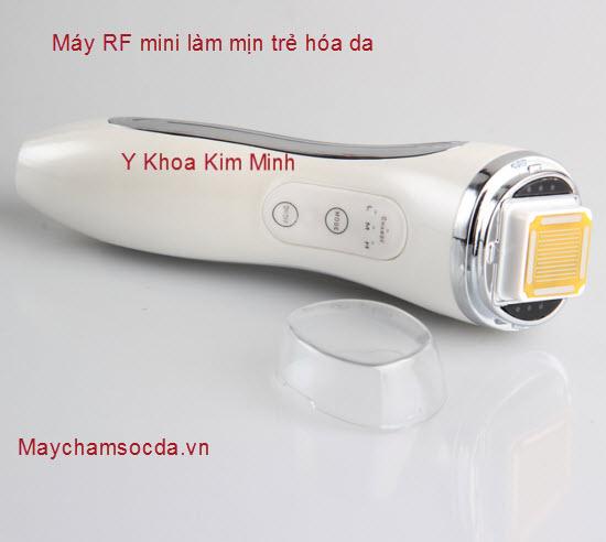 Máy RF mini trẻ hóa làm mịn da