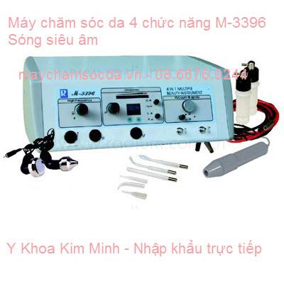 MÁY CHĂM SÓC DA 4 TRONG 1 M-3396