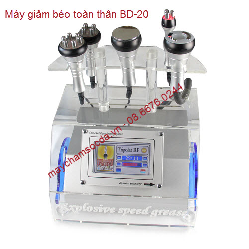 Máy giảm béo làm mịn da RF Caviation 40K BD-20