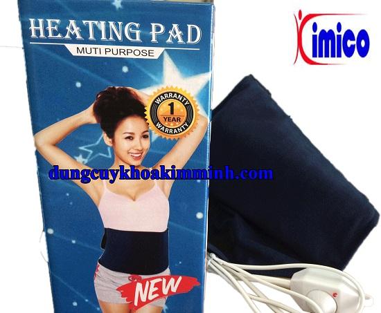 Đại lý bán sỉ đai quấn nhiệt giảm béo Heating Pad HP75