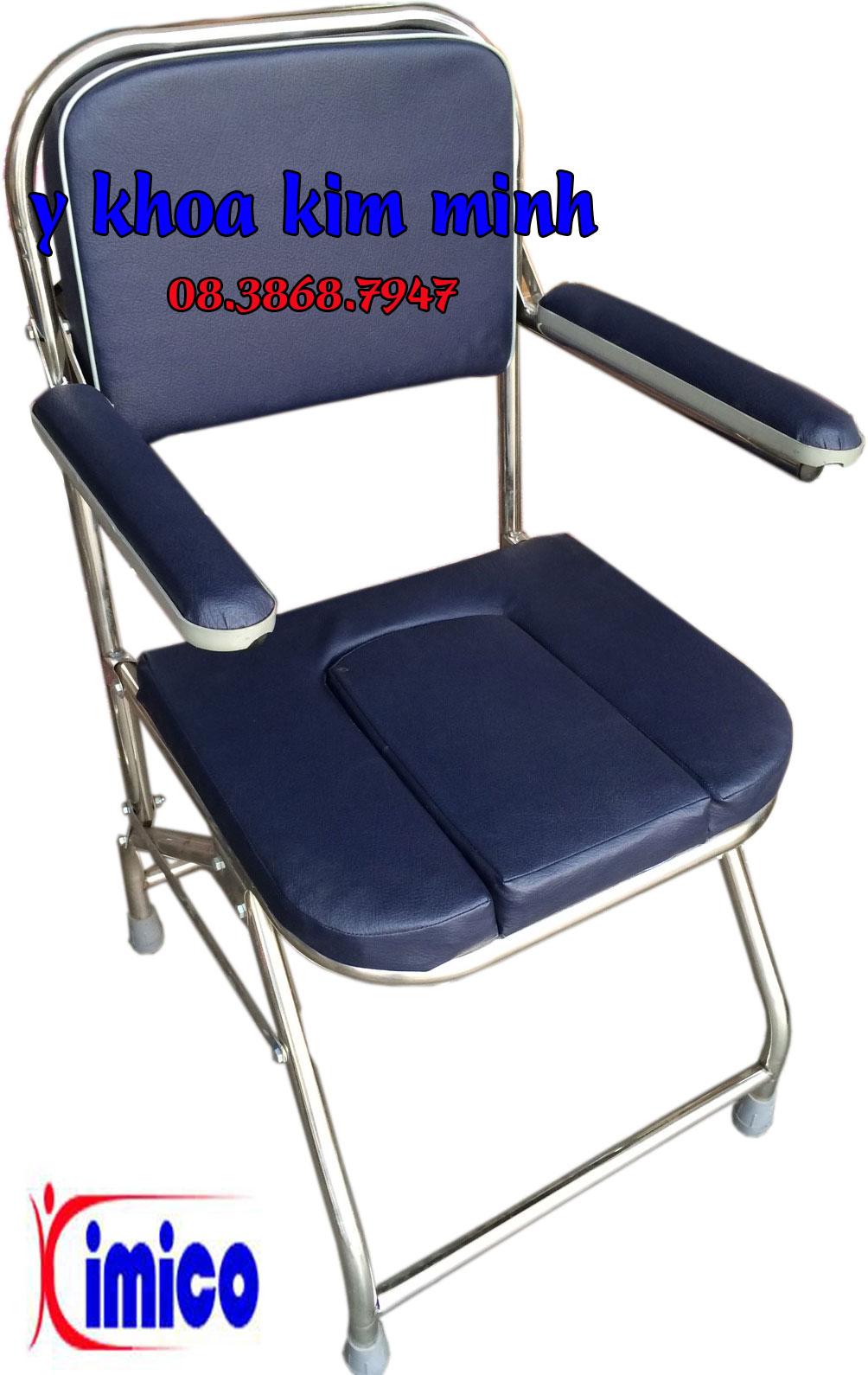 Ghế bô vệ sinh cho người già