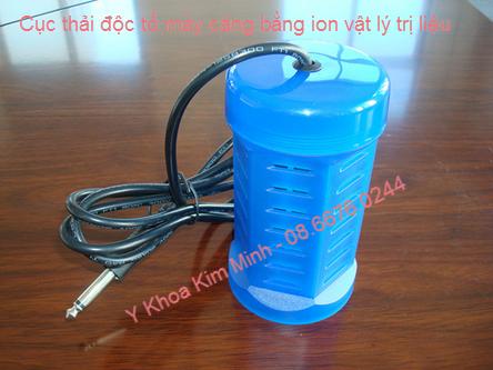 Cục thải độc tố ion AD-02