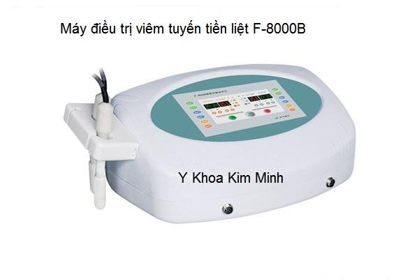 Máy điều trị viêm tuyến tiền liệt F-8000B