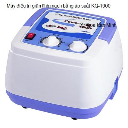 Máy điều trị giãn tĩnh mạch bằng áp suất KQ-1000