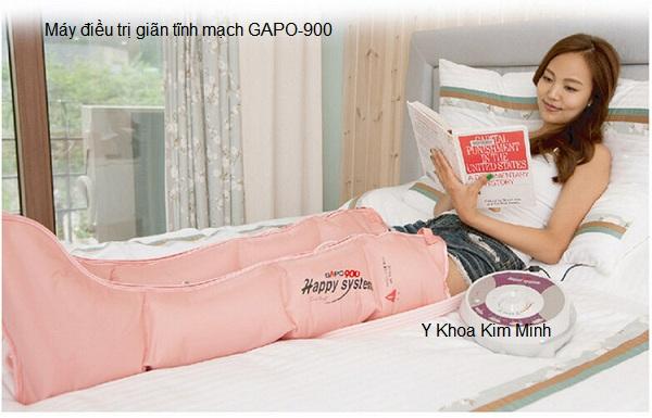 Máy điều trị giãn tĩnh mạch GAPO-900
