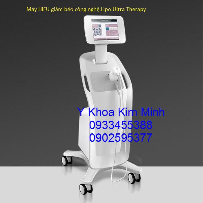 Máy giảm béo HIFU Ultra Lipo cao cấp