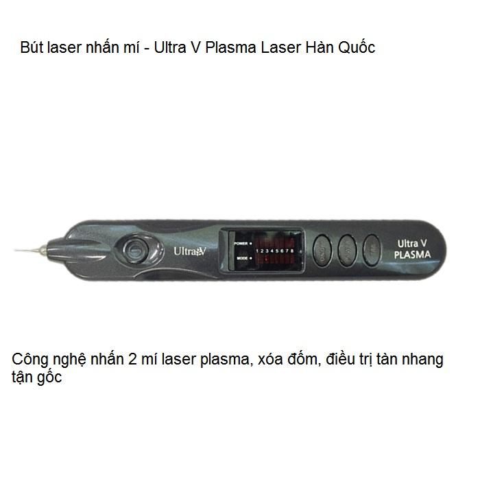Máy laser plasma nhấn mí Hàn Quốc
