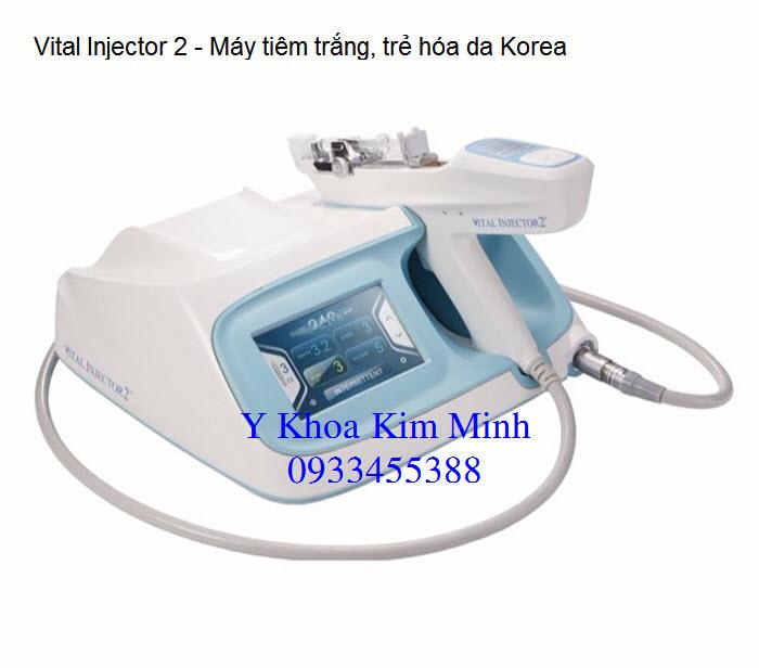 Vital Injector 2 Máy tiêm trắng Hàn Quốc