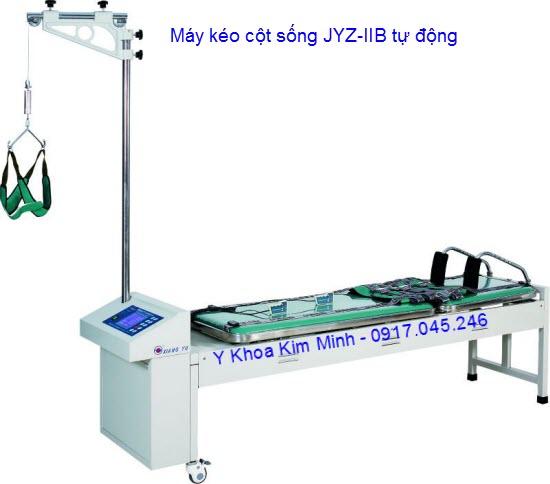 Máy kéo cột sống tự động JYZ-IIB lưng cổ