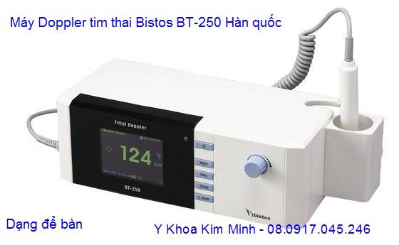 Máy Doppler tim thai Bistos BT-250 Hàn quốc