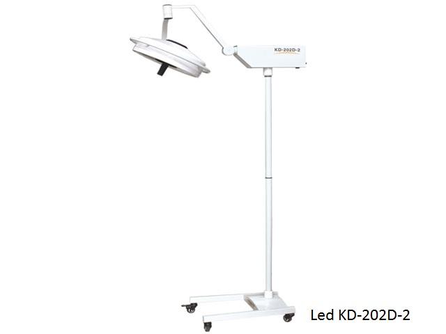 Đèn phẩu thuật di động LED KD-2012D-2