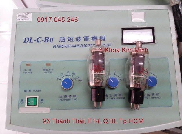 Bóng đèn máy sóng ngắn điều trị
