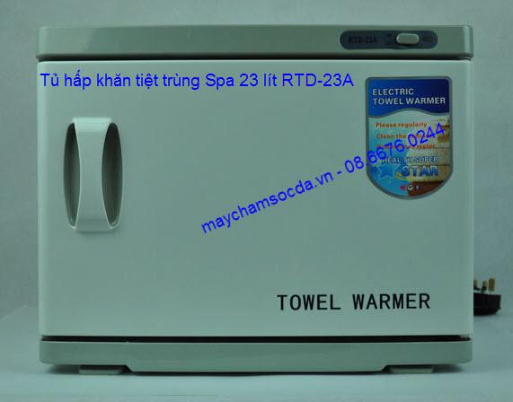 Tủ hấp khăn thẩm mỹ 1 ngăn RTD-23A