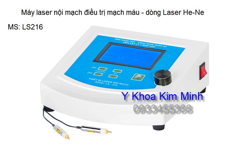 Thiết bị laser nội mạch LS216 Việt Nam Vật lý trị liệu