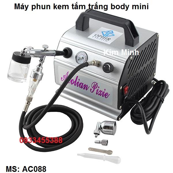 Máy phun kem tắm trắng body mini AC088