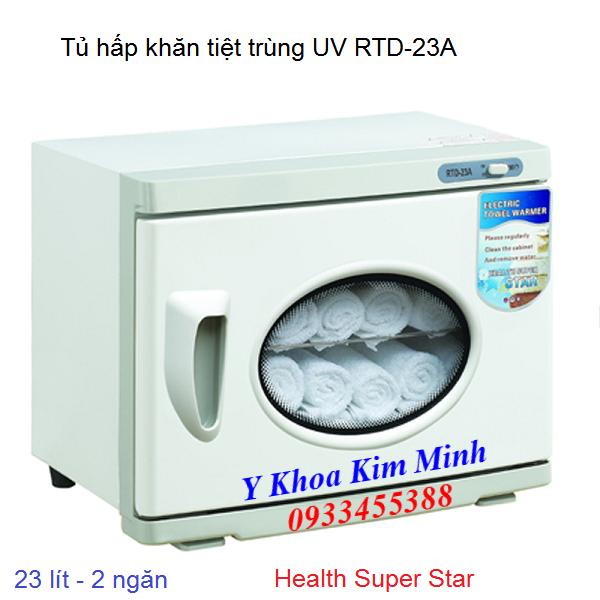 Tủ hấp khăn tiệt trùng UV RTD-23A