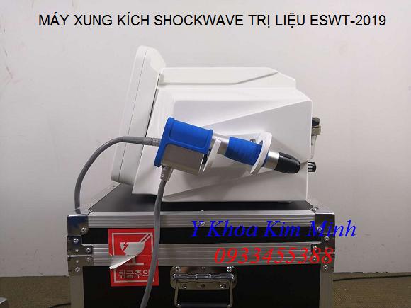Máy xung kích trị liệu Shockwave ESWT-2019