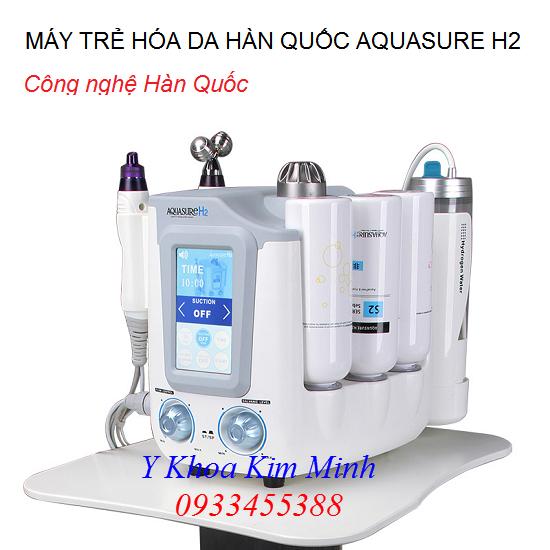 Máy trẻ hóa da Hàn Quốc Aquasure H2