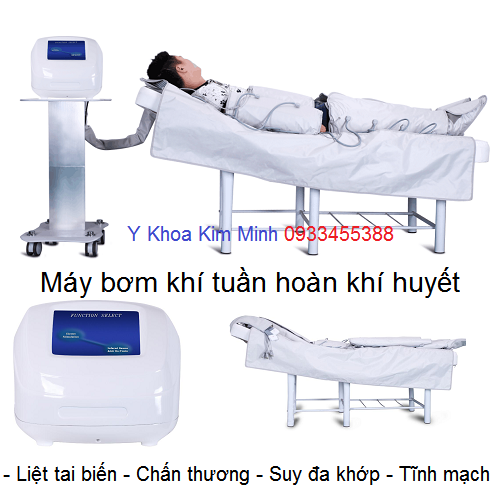 Máy tuần hoàn khí huyết LD64