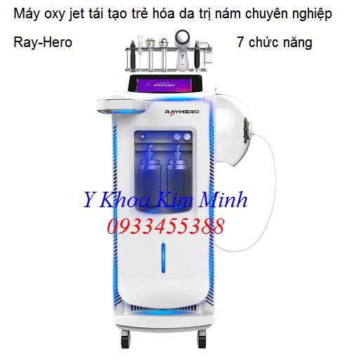 Máy oxy jet RayHero 7 chức năng