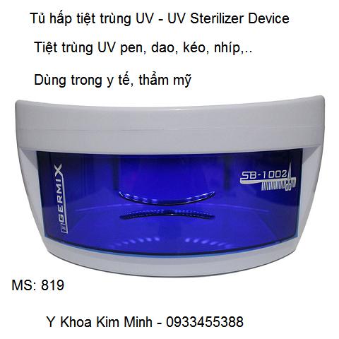 Tủ hấp tiệt trùng UV Sterilizer 8W mini