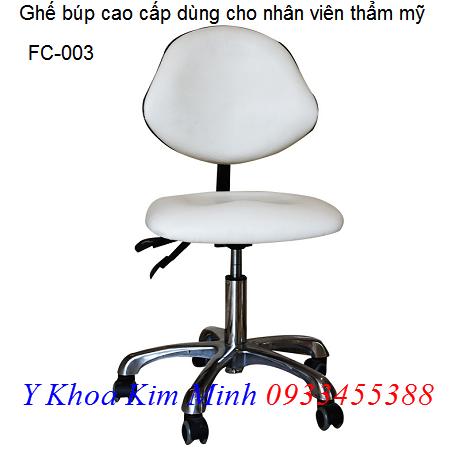 Ghế búp tựa lưng cao cấp FC-003