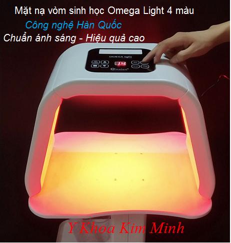 Vòm ánh sáng sinh học Led Omega Light 4 màu