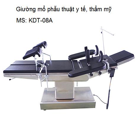 Giường mổ phẫu thuật thẩm mỹ KDT-08A