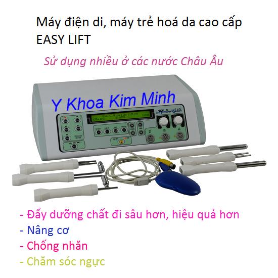 Máy điện di chạy dưỡng chất cao cấp EASY LIFT
