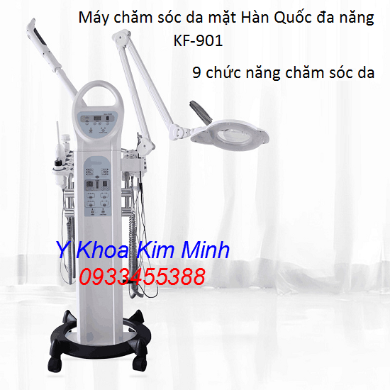 Máy chăm sóc da Hàn Quốc đa năng KF-901