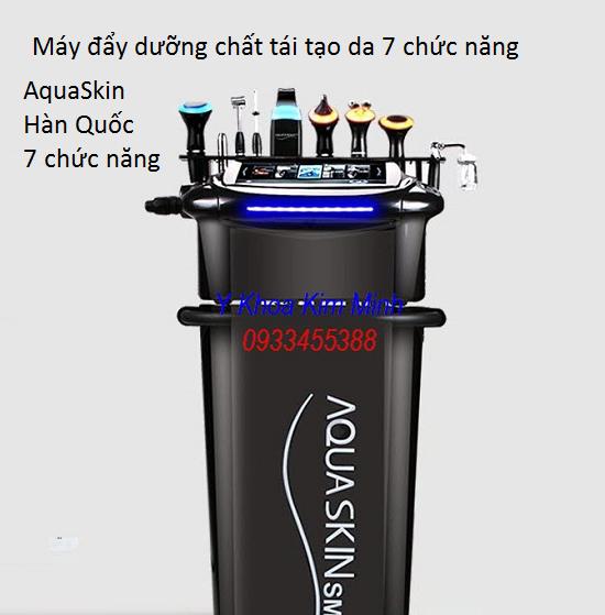 Máy đẩy dưỡng chất Aquaskin 7 chức năng Hàn Quốc