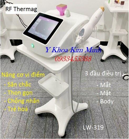 Máy nâng cơ vi điểm RF Thermag LW-319
