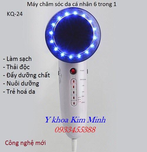 Máy chăm sóc da cá nhân 6 chức năng KQ-24