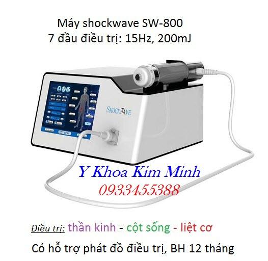 Máy xung kích shockwave SW-800