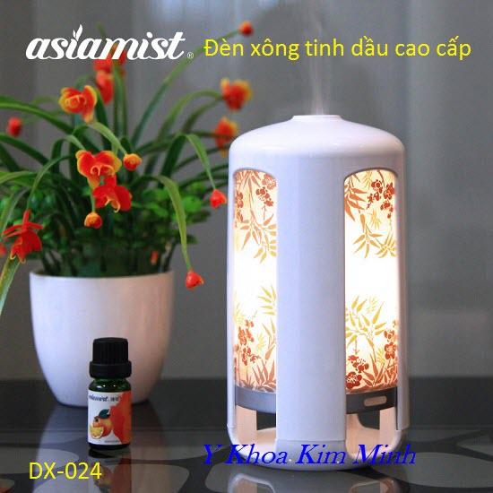 Đèn xông tinh dầu cao cấp Asiamist DX-024