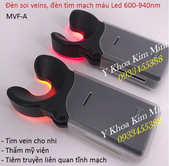 Đèn soi tĩnh mạch lấy vein Led MVF-A